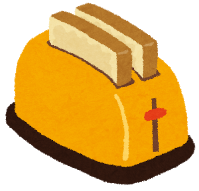 トースターの写真